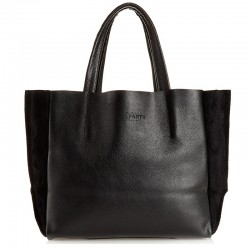 Вместительная сумка Poolparty SOHO BAG Velour