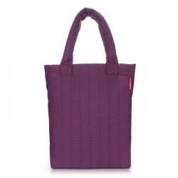 Прямая стеганая сумка POOLPARTY, мягкие ручки