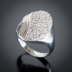 Серебряное кольцо Тамара