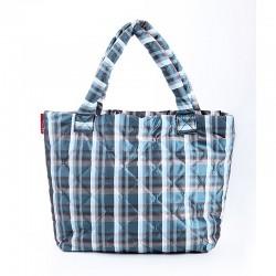 Практичная стеганая сумка PUFFY ECO-BAGS Poolparty