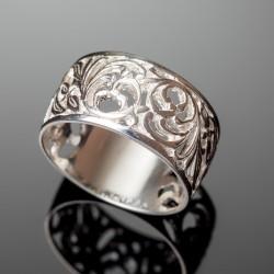 Серебряное кольцо Сказка