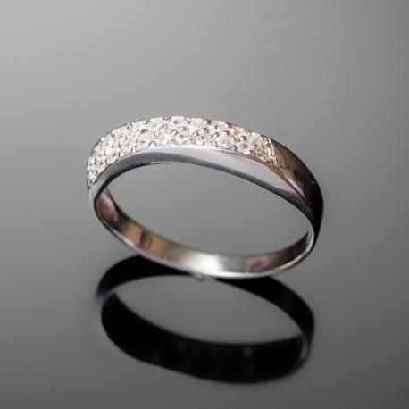 Серебряное кольцо Мадина