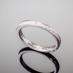 Серебряное кольцо Триана