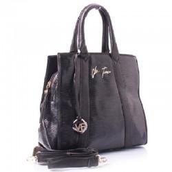 Строгая женская сумка Velina Fabbiano для работы