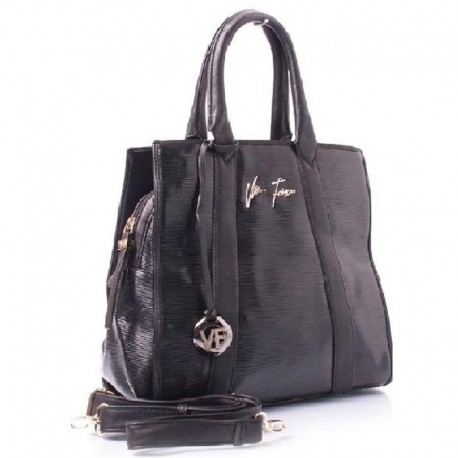Строгая женская сумка Velina Fabbiano