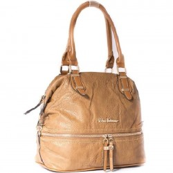 Velina Fabbiano сумка женская из мягкого кожзама