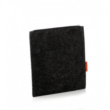 Сумка-планшетка на длинной ручке (черный)