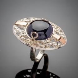 Серебряное кольцо Ярына
