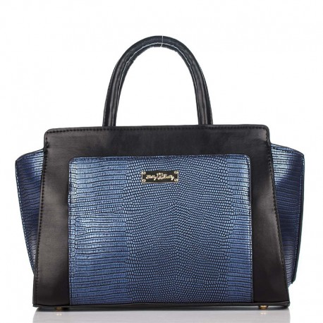 Стильная сумка Betty Pretty (синяя)
