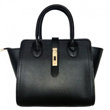 """Удобная сумка с """"ушками"""" (черный)"""