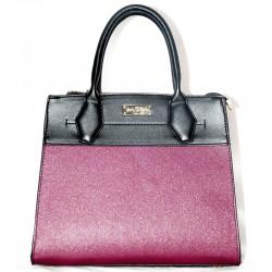 Классическая двухцветная сумка Betty Pretty