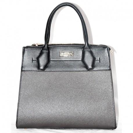 Классическая сумка Betty Pretty (серый)