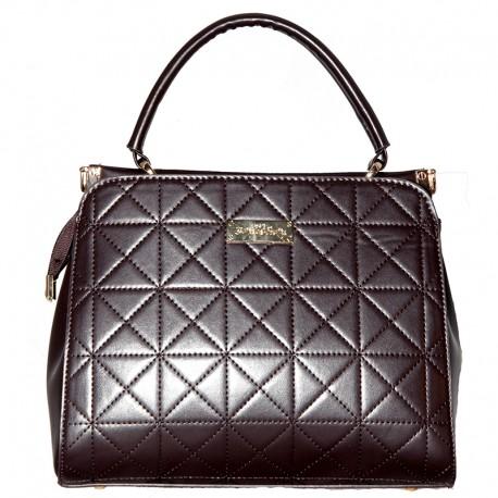Женская сумка (коричневый)
