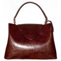 Глянцевая сумка Betty Pretty, эко-кожа