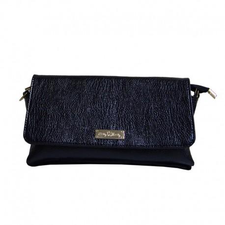 Женская сумка-клатч (черный)