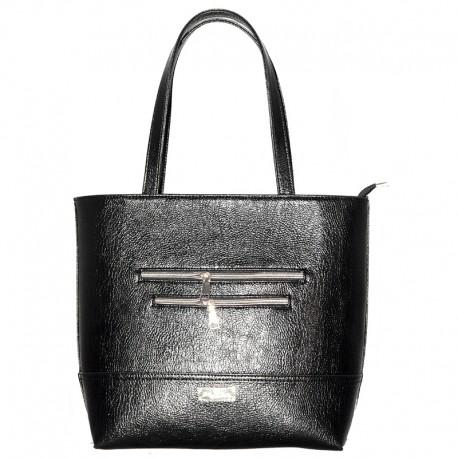 Прямая сумка с карманами