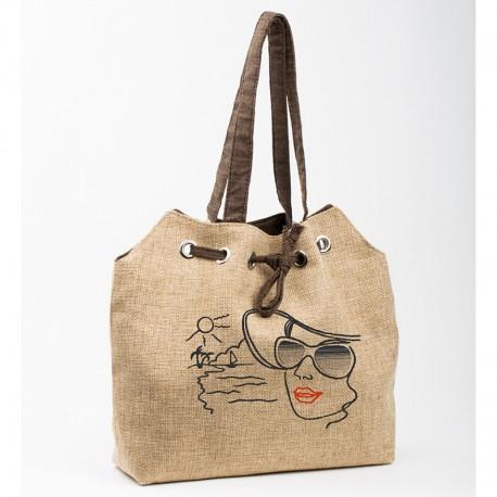 Летняя сумка Леди
