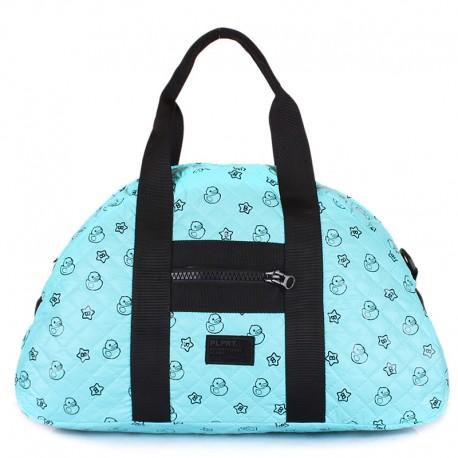 Стеганая сумка ALASKA (голубой)