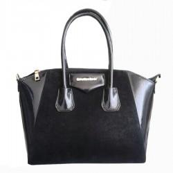Сумка в стиле Givenchy, черная
