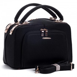 Модная женская сумка с ремнем на плечо