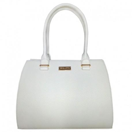 Белая женская сумка