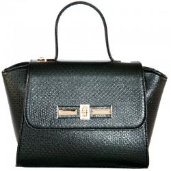 Темно-зеленая сумка