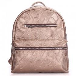 Женский рюкзак MINI BACKPACK POOLPARTY (золотой)