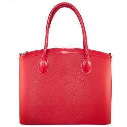 Классическая красная сумка
