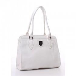 Повседневная женская сумка (белая)