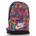 Женский спортивный рюкзак с разноцветным принтом