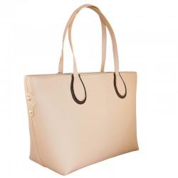 Оригинальная летняя сумка (беж)