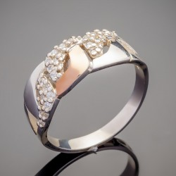 Серебряное кольцо Юлия