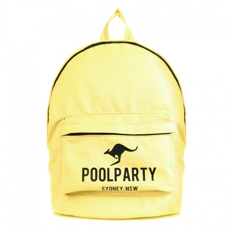 Poolparty BACKPACK KANGAROO (желтый)