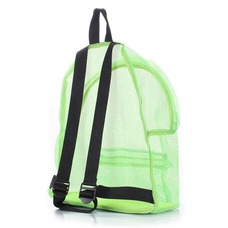 ae0657875c92 Прозрачный рюкзак из сетки Poolparty / Lady.cn.ua