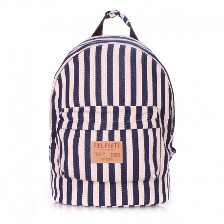 Рюкзак в морском стиле (синий)