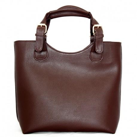 Женская сумка Betty Pretty (коричневый)