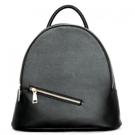 Молодежный рюкзак (черный)