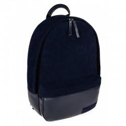 Замшевый рюкзак овальной формы Capsule, унисекс