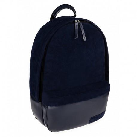 Замшевый рюкзак Capsule (синий)