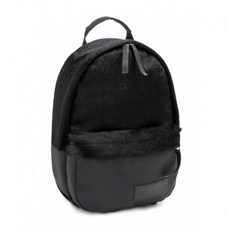 Мини рюкзак с мехом Mini Crazy Horse Pixel