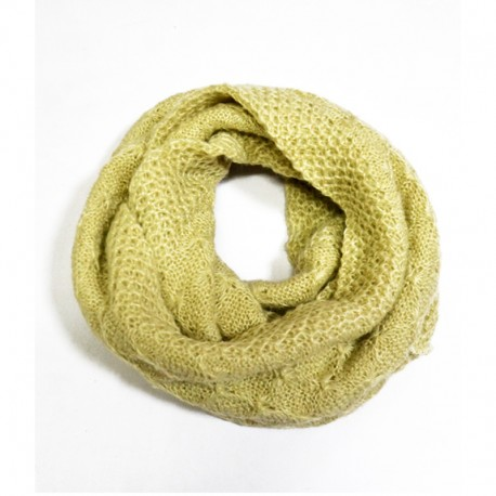 Кашемировый шарф сунд (бежевый)