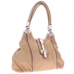 Бежевая сумка Velina Fabbiano, оригинал