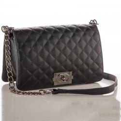 Красивая сумка - клатч в стиле Шанель