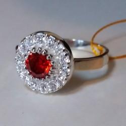 Кольцо малинка Хатидже-Султан