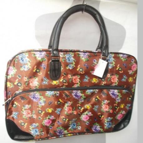 Дорожная сумка 50 см (коричневый)