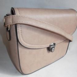 Твердая сумка-клатч на ремне (хаки)