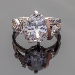 Серебряное кольцо Магия