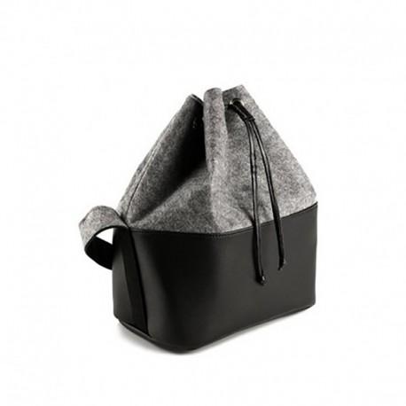 Войлочная сумка-мешок