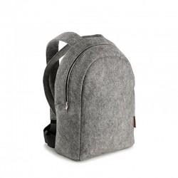Практичный рюкзак из войлока