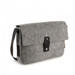 Оригинальная сумка-клатч из войлока